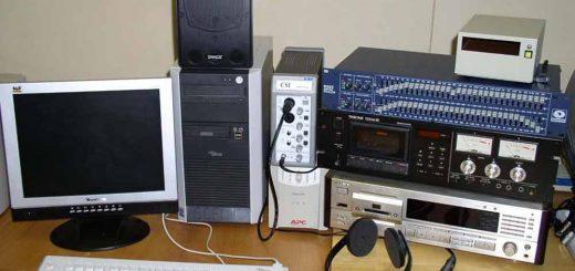 Экспертиза аудиозаписи на предмет монтажа