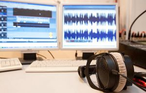 Монтаж аудиозаписи, его распознавание и другое