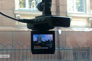 Экспертиза видеозаписи с видеорегистратора