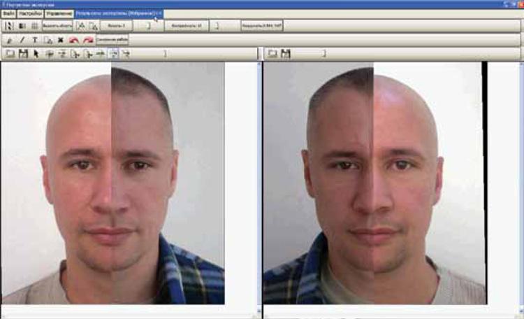 Видео-портретная экспертиза